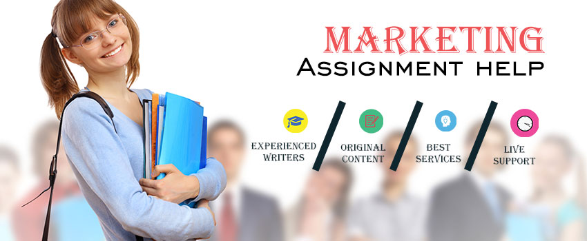 marketing assignment help - Unfolded Writers