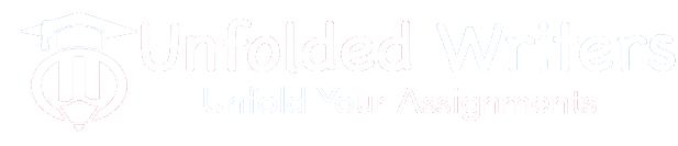 Unfolded Writers white full logo
