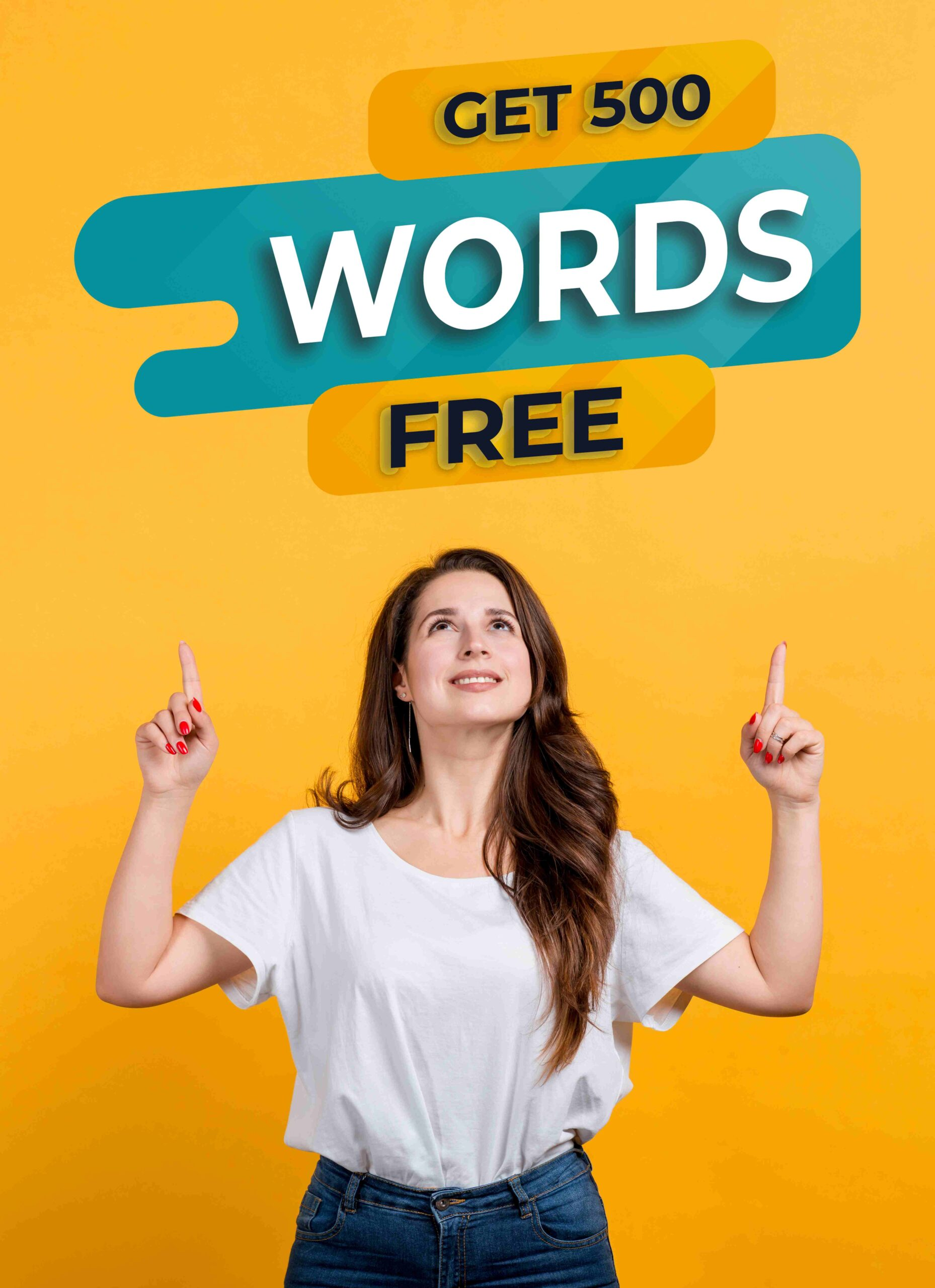 500 words free offer